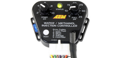 AEM Water/Methanol Injection Controller - Internal Boost Sensor