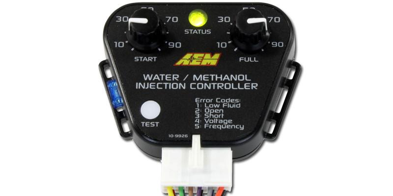 AEM Water/Methanol Injection Controller - Multi-Function Input