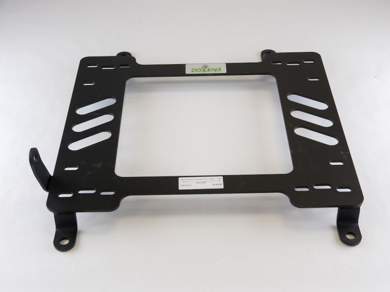 Planted Ford Mustang 2015+ adapter bracket passenger rear view