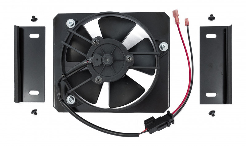 Setrab Fan Kit for Series 1, 19 Row Coolers