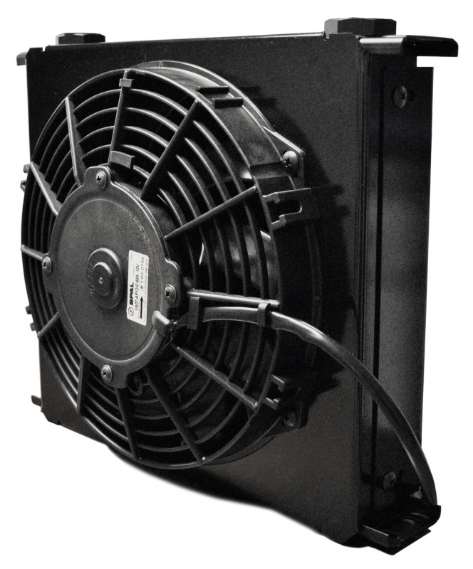 Setrab Fan Kit for Series 6 - 34 Row Coolers