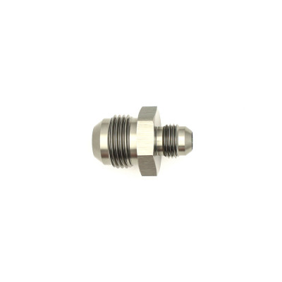 Deatschwerks 10AN Male Flare to 6AN Male Flare Reducer Straight