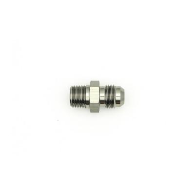 Deatschwerks 6AN Male Flare to 1/4-inch Male NPT Adapter
