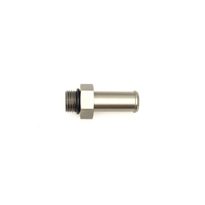 Deatschwerks 6AN ORB Male to 1/2-inch Male Barb Fitting