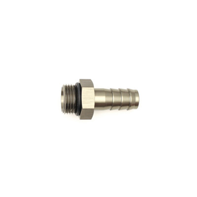 Deatschwerks 8AN ORB Male to 1/2-inch Male Barb Fitting