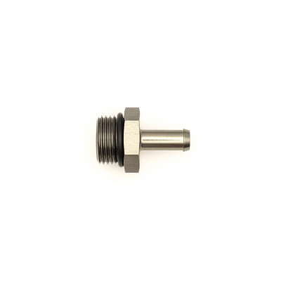 Deatschwerks 8AN ORB Male to 5/16-inch Male Barb Fitting