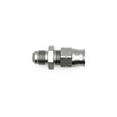 "Deatschwerks 6AN Male Flare to 3/8"" Hardline Compression Adapter"