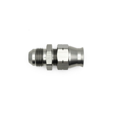 """Deatschwerks 6AN Male Flare to 1/2"""" Hardline Compression Adapter"""