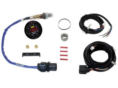 AEM X-Series Wideband UEGO AFR Sensor Controller Gauge Kit