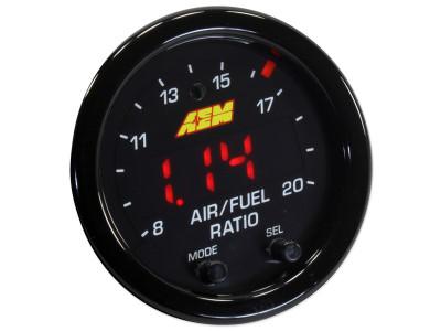 AEM X-Series Wideband UEGO AFR Sensor Controller Gauge in Lambda Mode