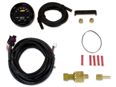 AEM X-Series Boost Pressure Gauge Kit