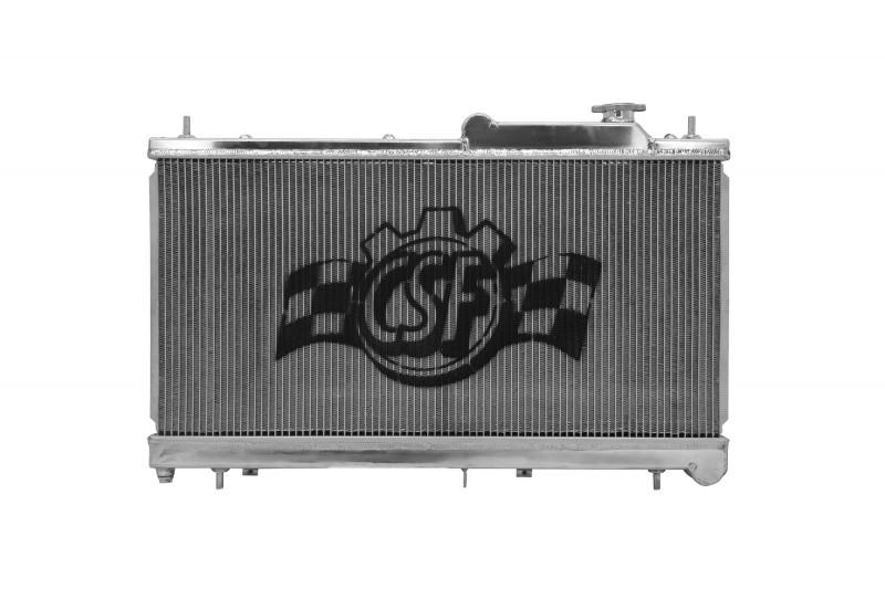CSF Aluminum Radiator for Subaru WRX, STI, Impreza