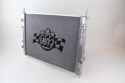CSF Aluminum Radiator For Ford Mustang EcoBoost