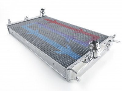 CSF Aluminum Radiator For BMW F87 M2, M235i, F22 M235i, 335i, 435i