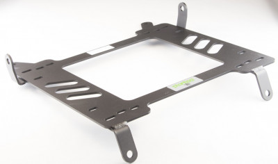 Planted Mazda MX-5 Miata NC Chassis (2006-2015) adapter bracket passenger side view