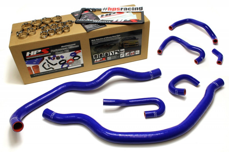 HPS Honda 00-05 S2000 AP1 AP2 Hose Kit - Blue