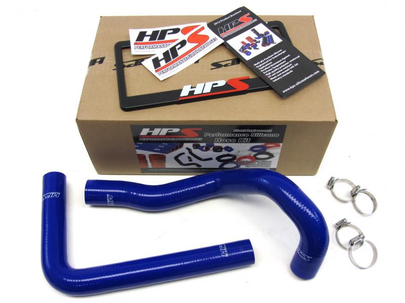 HPS Toyota SC300 Turbo and Supra Turbo Hose Kit - Blue