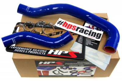 HPS 98 - 05 Lexus GS300 Hose Kit - Blue