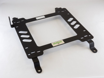 Planted Chevrolet Corvette C5 Chassis (1997-2004) adapter bracket driver rear view