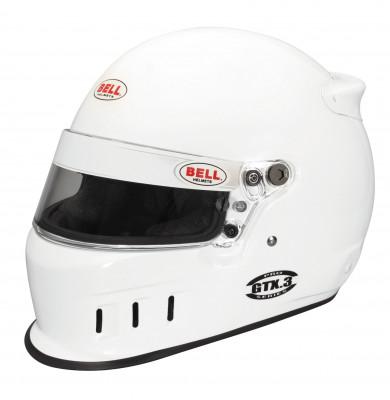 Bell GTX3 Racing Helmet - White