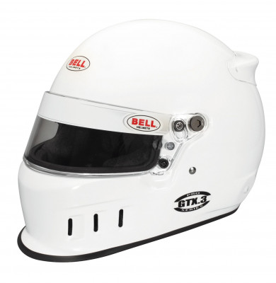 Bell GTX3 Racing Helmet - White