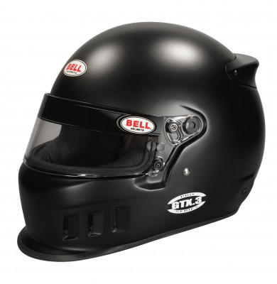 Bell GTX3 Racing Helmet - Black
