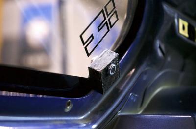HARD Motorsport BMW E36 Coupe Rear Polycarbonate Window