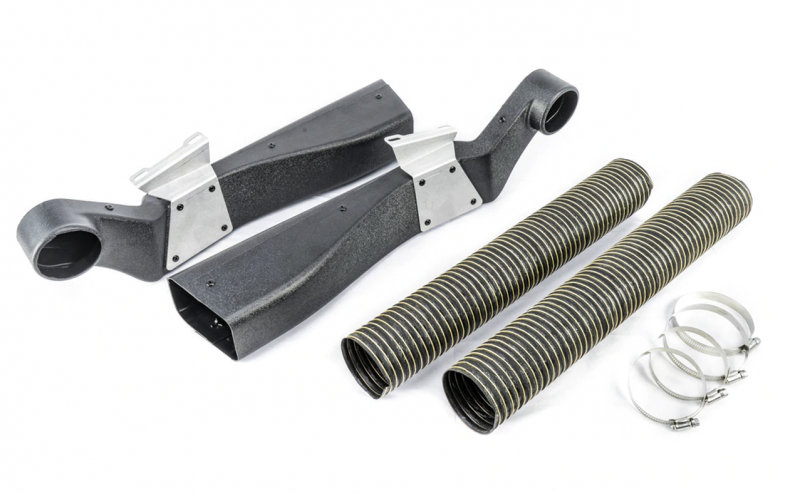 HARD Motorsport BMW E36 Brake Ducting Kit