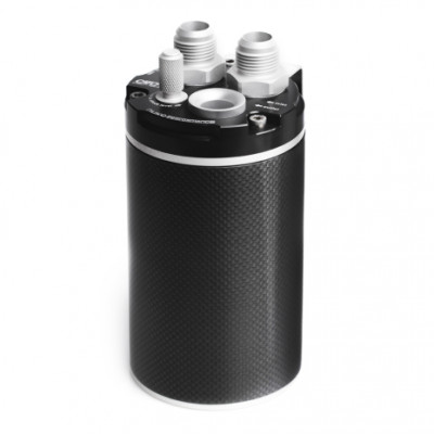 Nuke Performance Carbon Fiber 0.75 Oil Catch Can