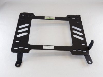 Planted Nissan Skyline adapter bracket rear view