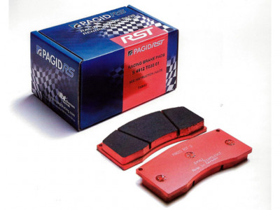 Pagid 8053 Pair of RST1 Compound Brake Pads