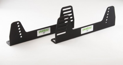 Planted Steel 90 Degree Universal Side Mount Bracket - Black