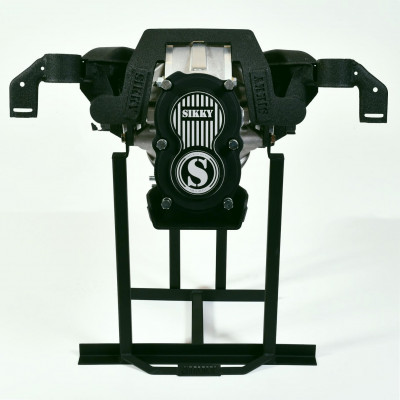 Sikky BMW E36 Subframe Kit - Differential in subframe