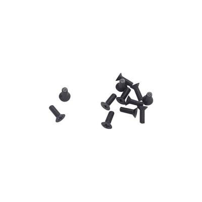 Mini Insert Screw Kit (V10) - Black Bell Helmet