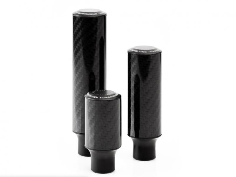 Nuke Carbon Fiber Shift Knob - Gloss Finish