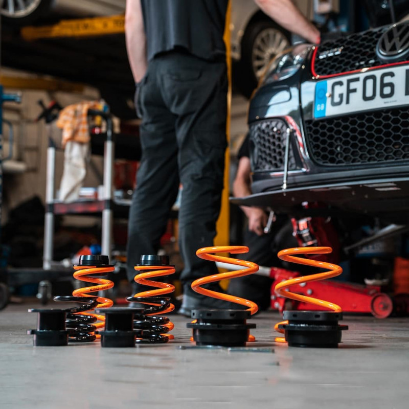 MSS Fully Adjustable Suspension Kit - Ready for Installation