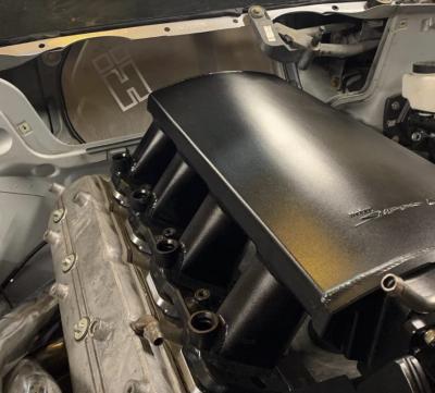 HARD Motorsport BMW E36 Firewall HVAC Block-off Plate