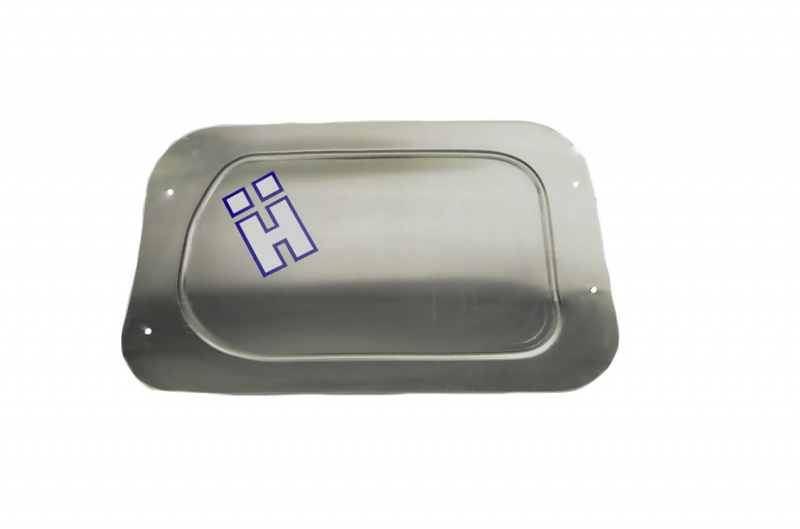 HARD Motorsport BMW E46 Firewall HVAC Block-off Plate
