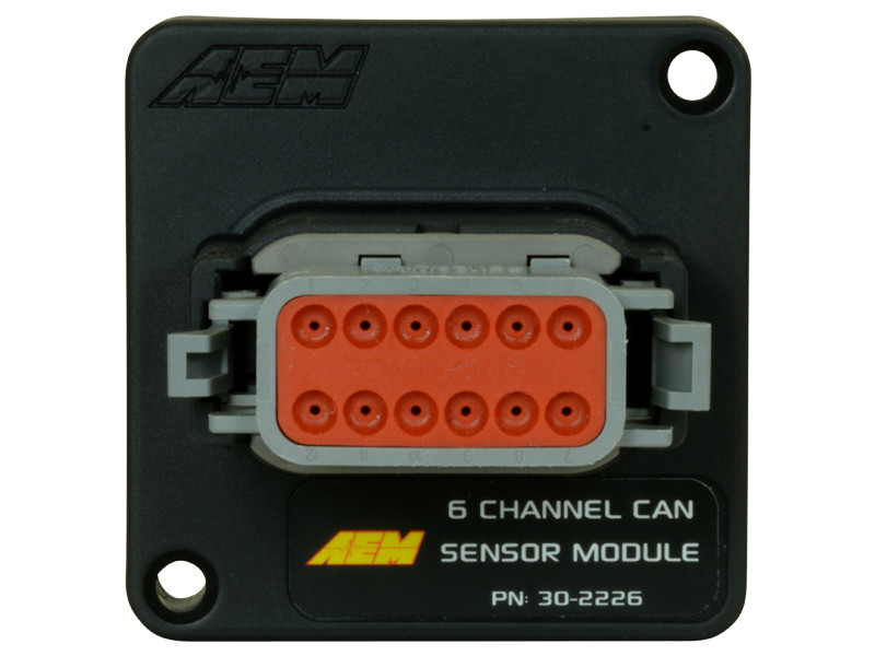 AEM Electronics 30-2226 with included connector installed