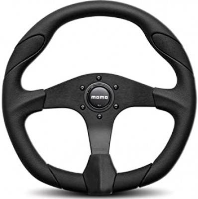 MOMO Quark Steering Wheel QRK35BK0B