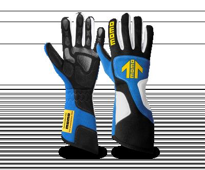 MOMO Xtreme Pro glove blue