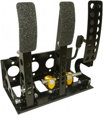 Floor mount bulkhead