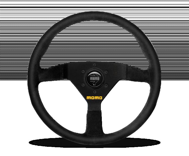 MOMO MOD. 78 steering wheel in suede