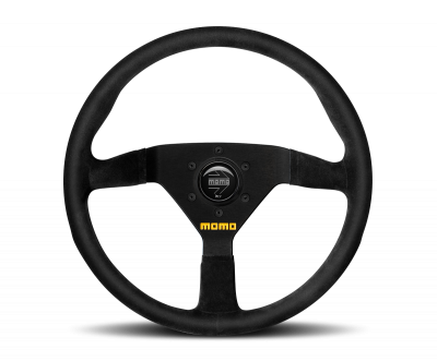 MOMO MOD. 78 steering wheel in suede