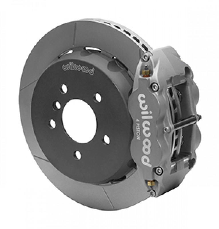 Forged Narrow Superlite 4R Big Brake Rear Brake Kit