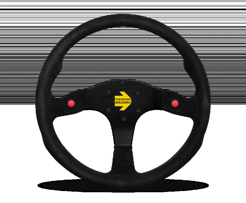 MOMO MOD. 80 steering wheel suede