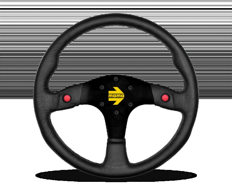 MOMO MOD. 80 steering wheel leather