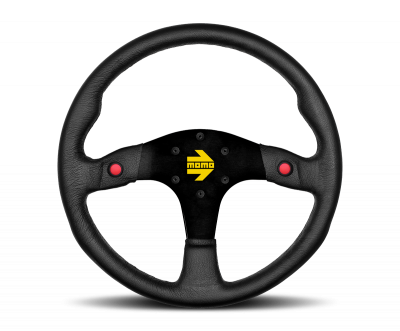 MOMO MOD. 80 steering wheel leather