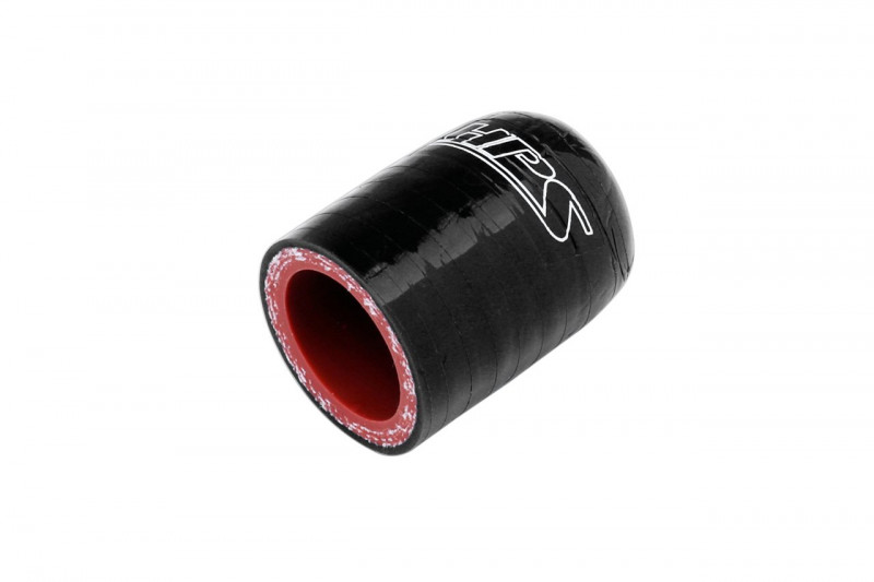 HPS Reinforced Silicone Cap Black