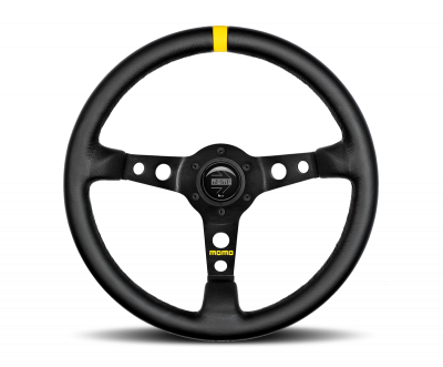 MOMO MOD. 07 steering wheel leather